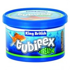 King British Tubifex Fish Treat 10g